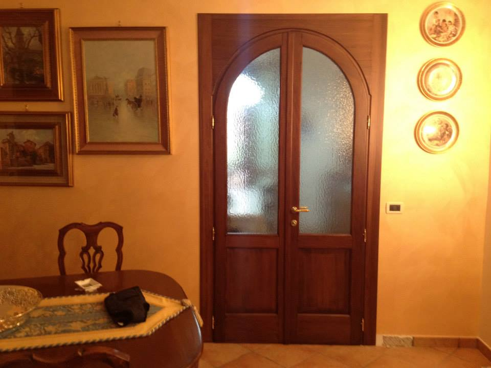 Porte ad arco ep92 regardsdefemmes for Wood design milano