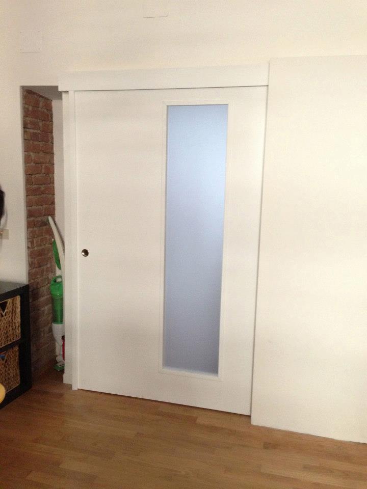 Awesome porta scorrevole esterna bagno py28 pineglen - Porta scorrevole esterna ikea ...